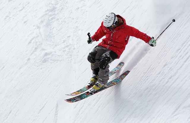 lyžování
