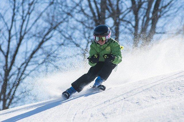 Zimné lyžovanie