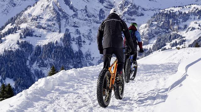 Vhodné miesta na dovolenku pre cyklistov